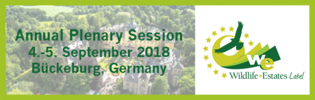 Join us for our Annual Conference in the exquisite Bückeburg Palace!