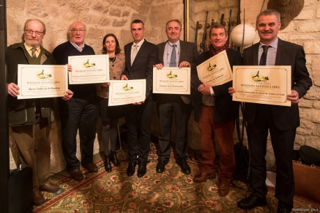 Official launch of the WE Label in France – 8 estates awarded with the WE Label